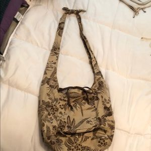 Shoulder strap adjustable purse